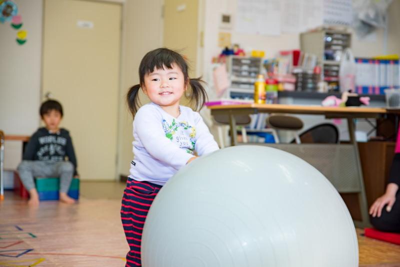 子どもの健やかな成長をサポートします こどもトレーニングひろば しろやま