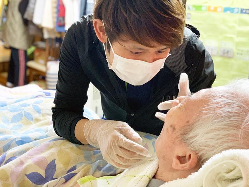 陽の出訪問看護ステーション 提供サービス・事例紹介