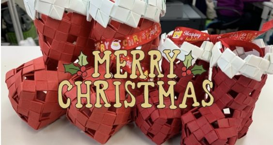 クリスマス会12月21日(土)お知らせ🎅🎄