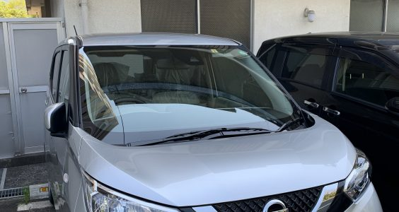 コロナ対応&送迎車安全性能グレードアップ
