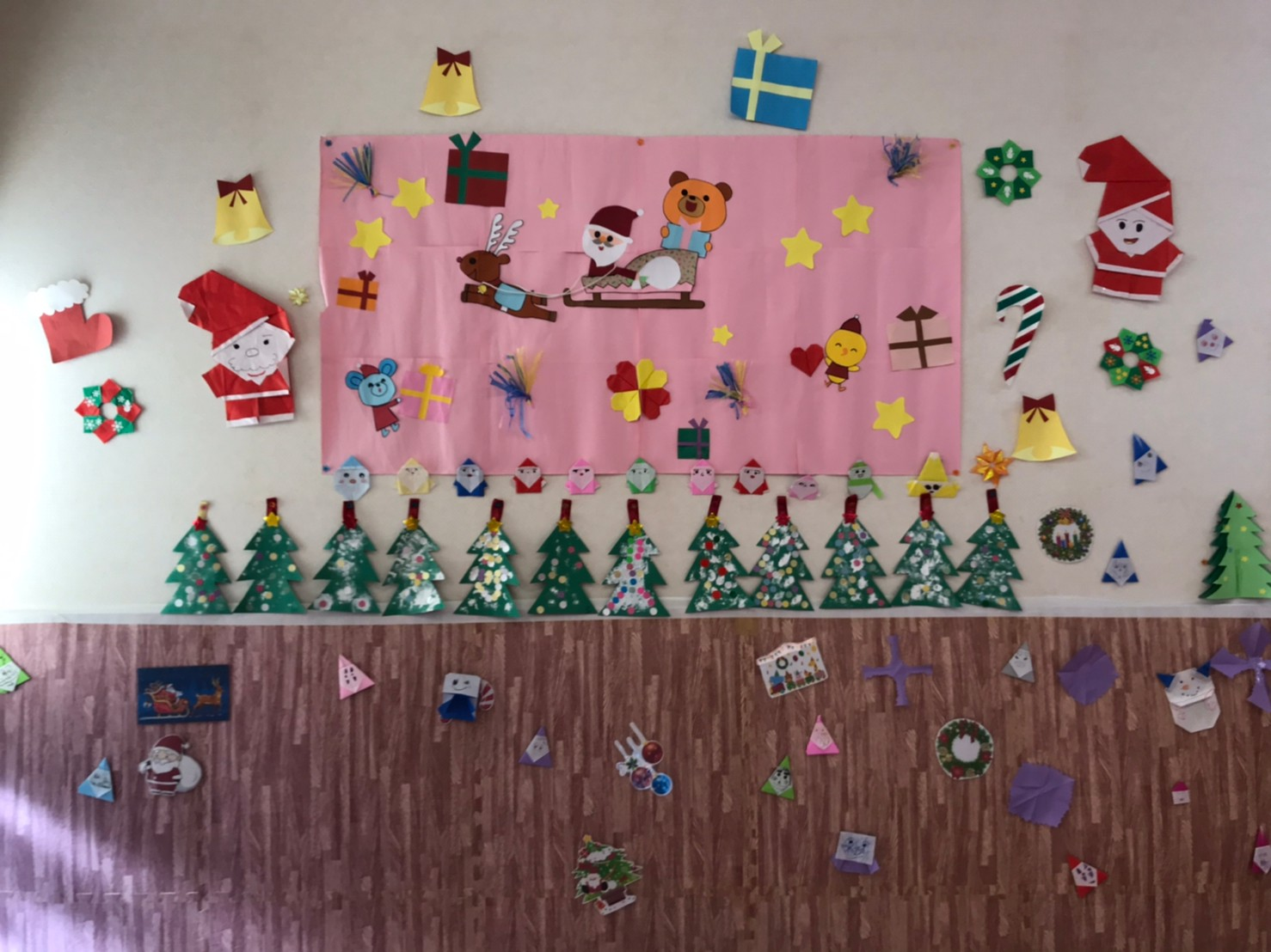 第一校 12月19日(土)クリスマス会🎄